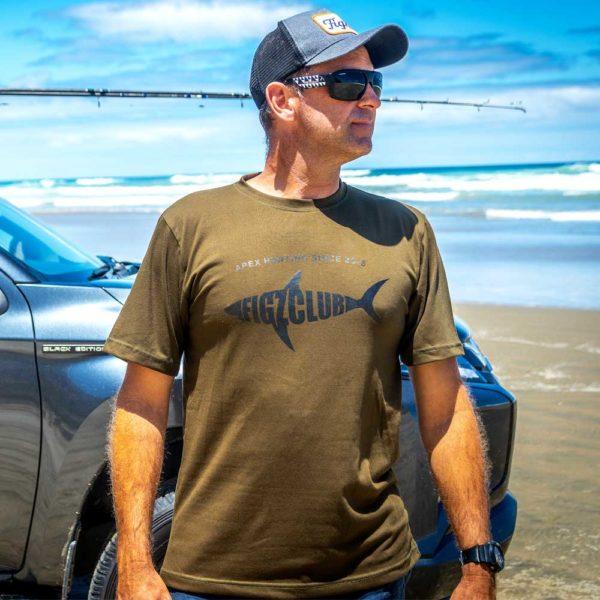 apex shark tshirt