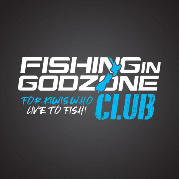 fishing in godzone club logo
