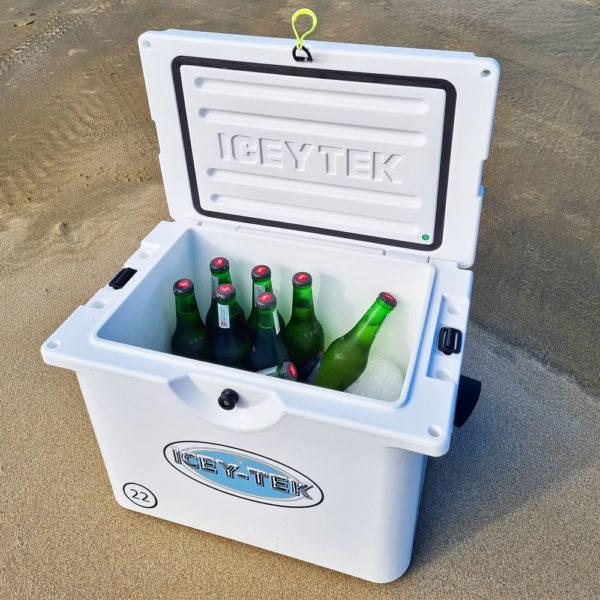 icey tek 22L beach